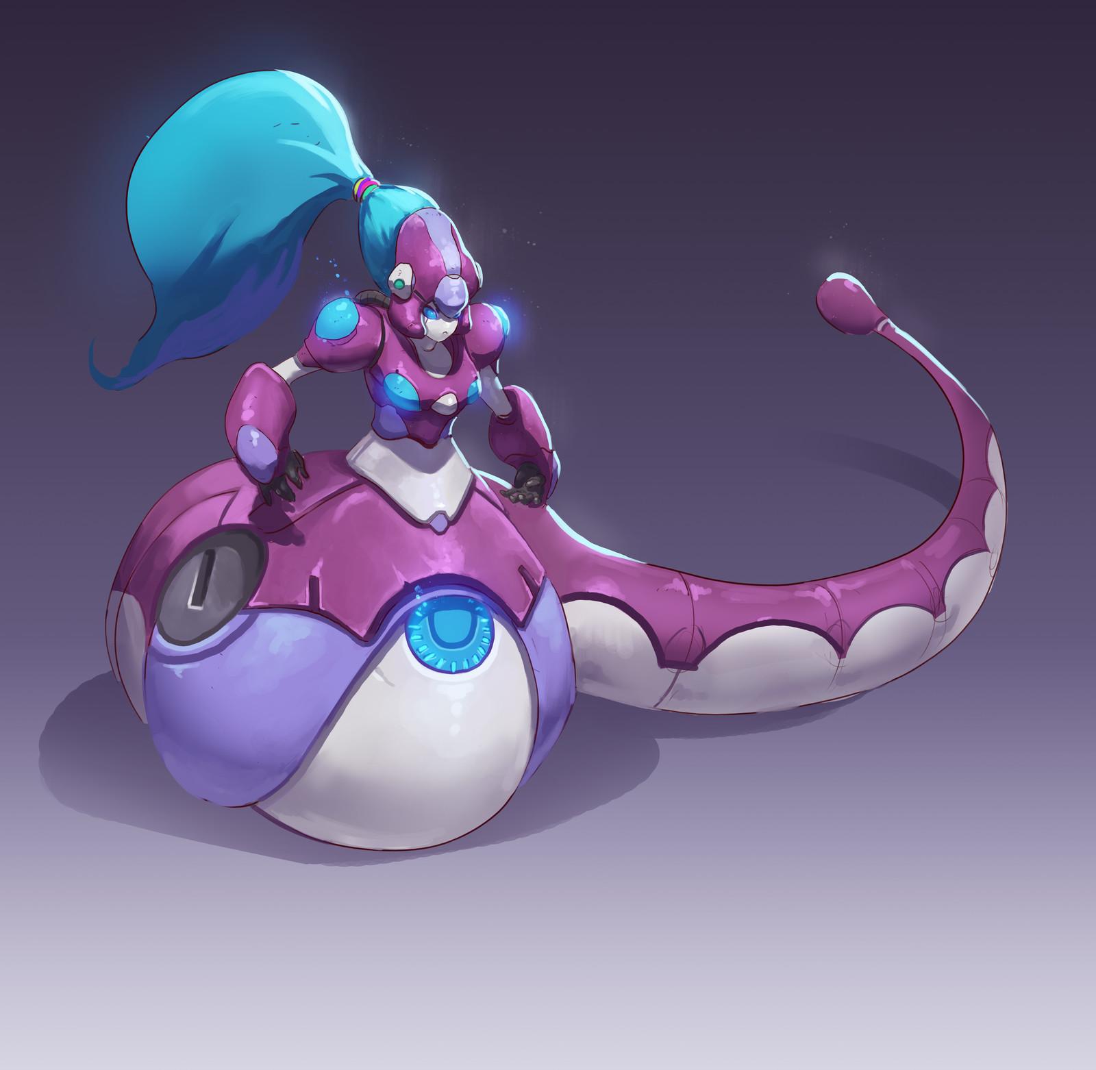 Robot Naga