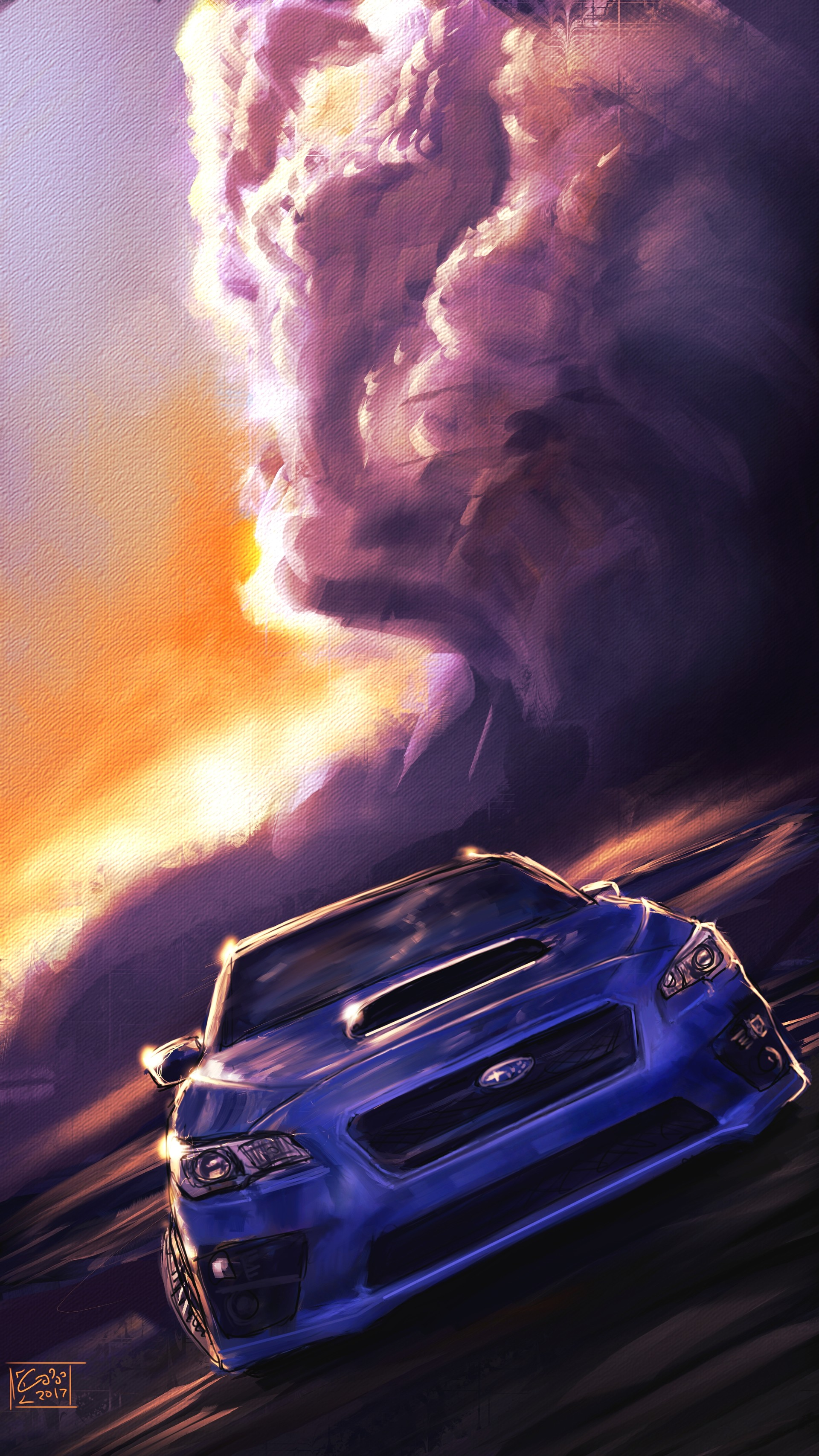Outrun the Storm