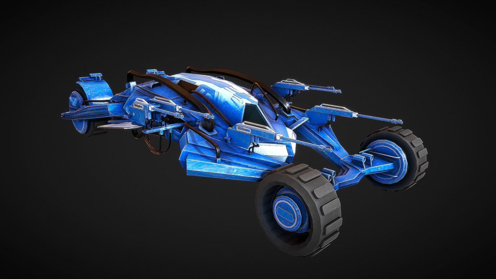 Vehicles: Cross Gears