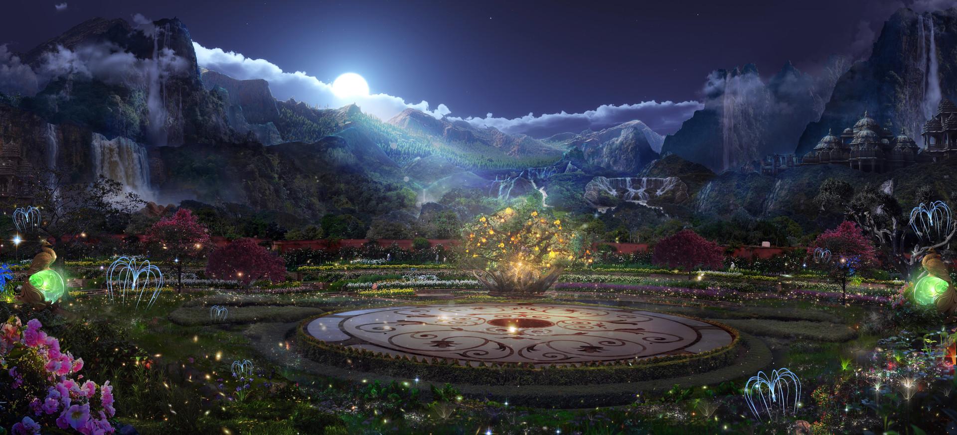 Vaibhav Thakur Fantasy Garden