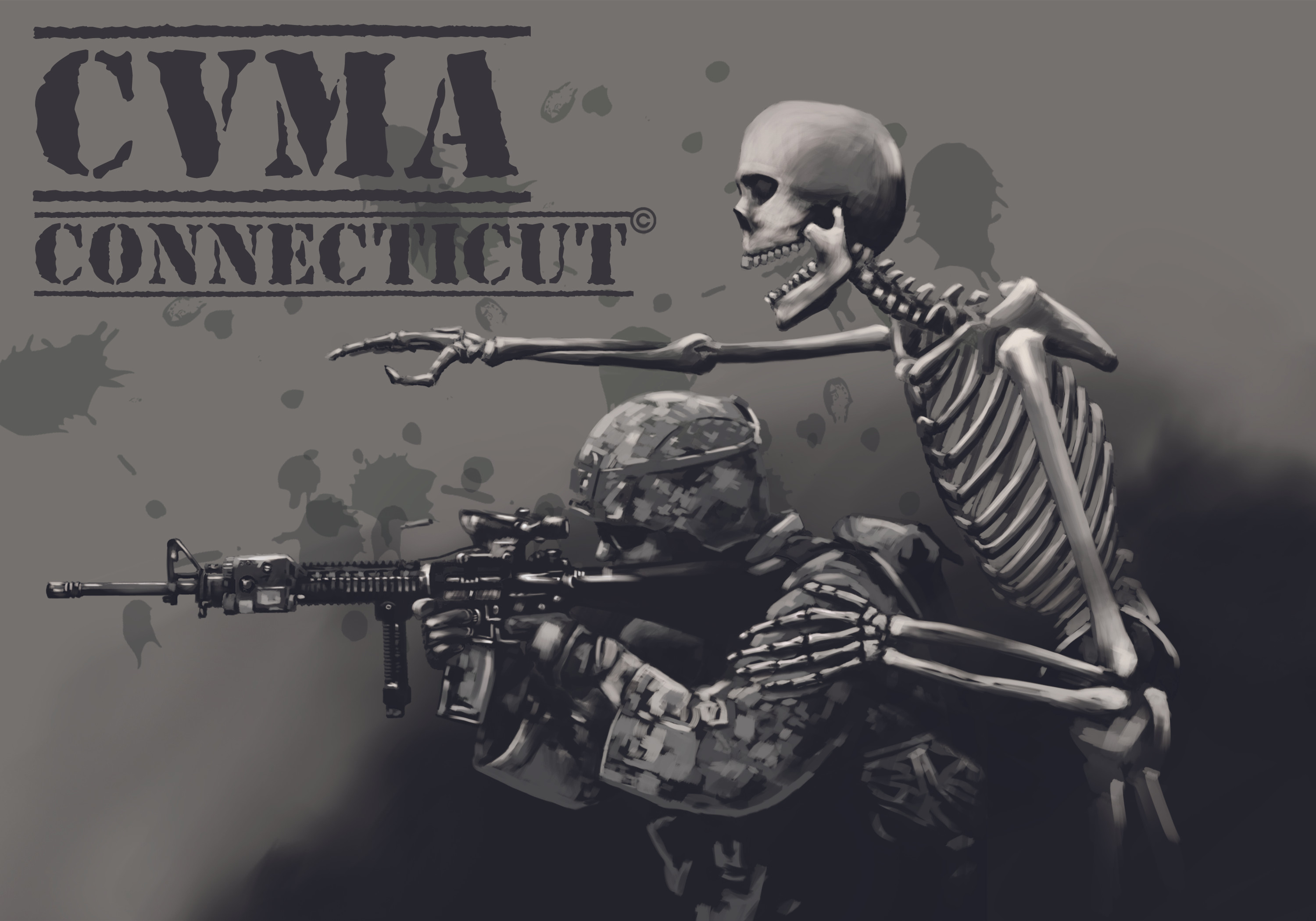 Commission for the Connecticut Combat Veteran Motorcycle Association .