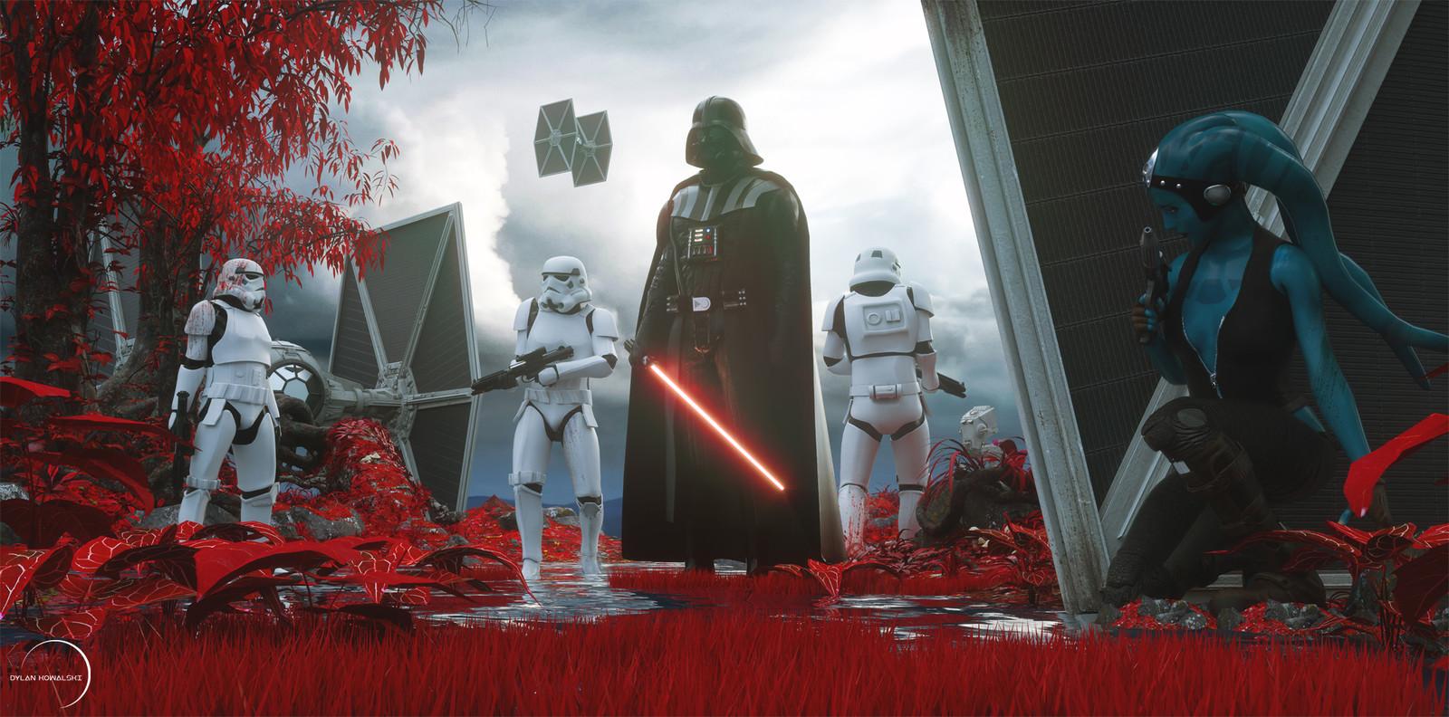 Star Wars - The Ambush