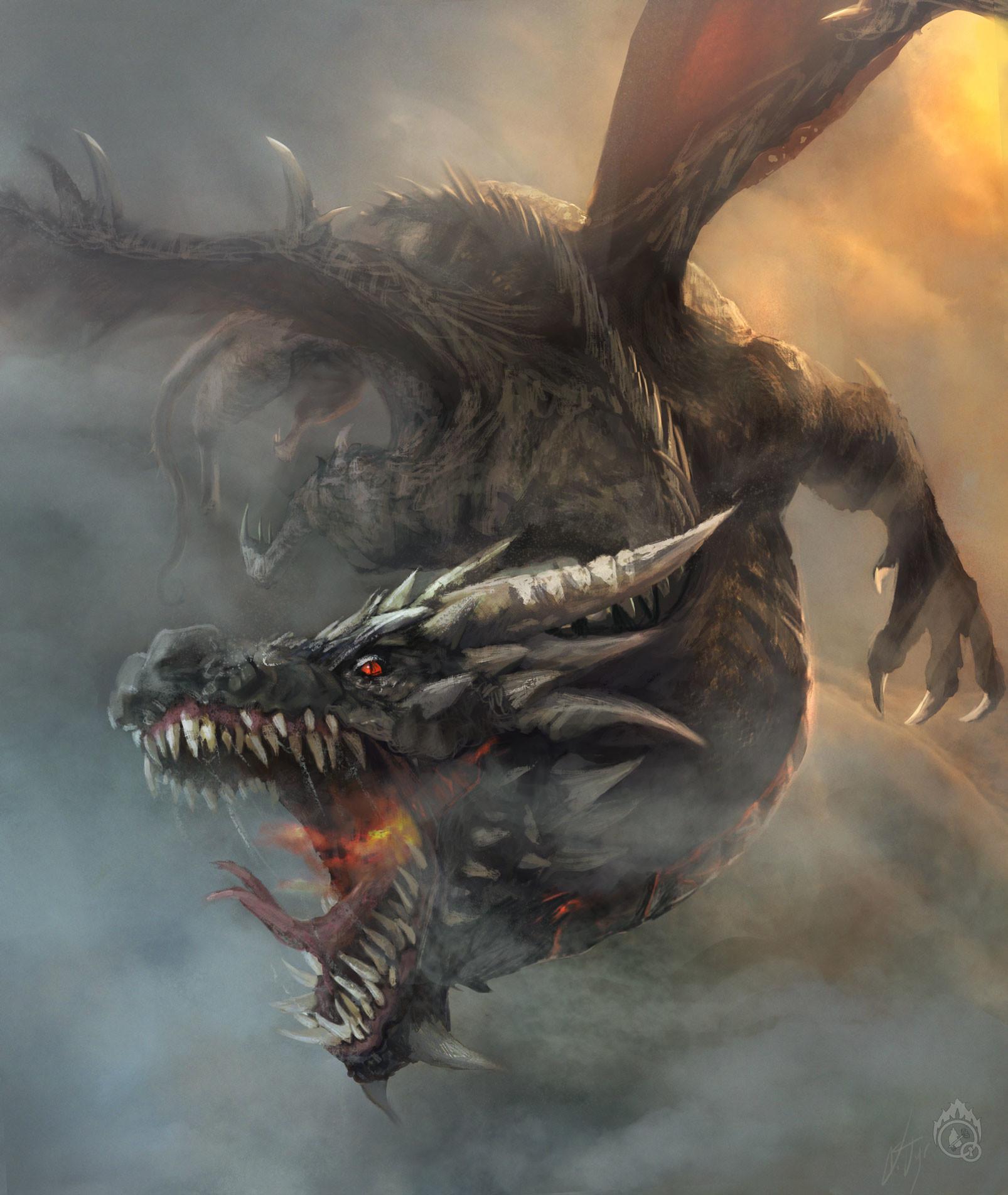 Lorenn tyr dragon