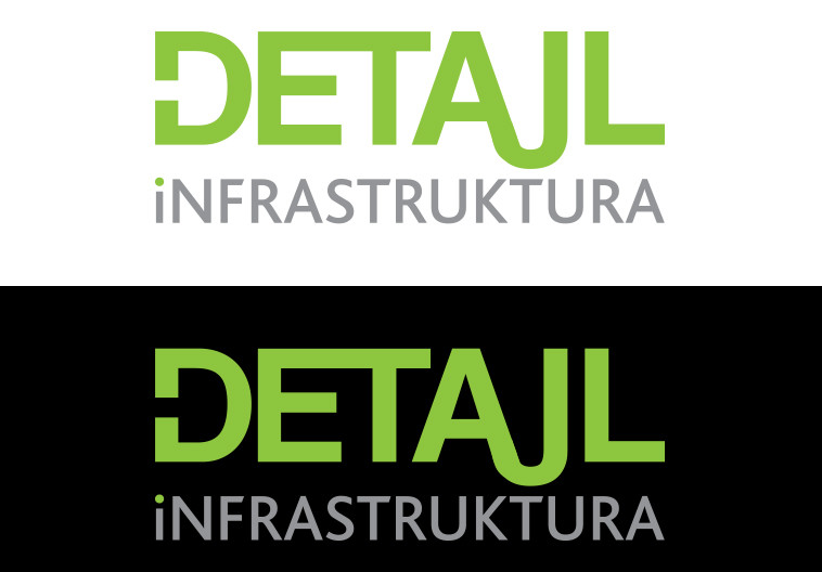 Logo design that I made for Detajl company.