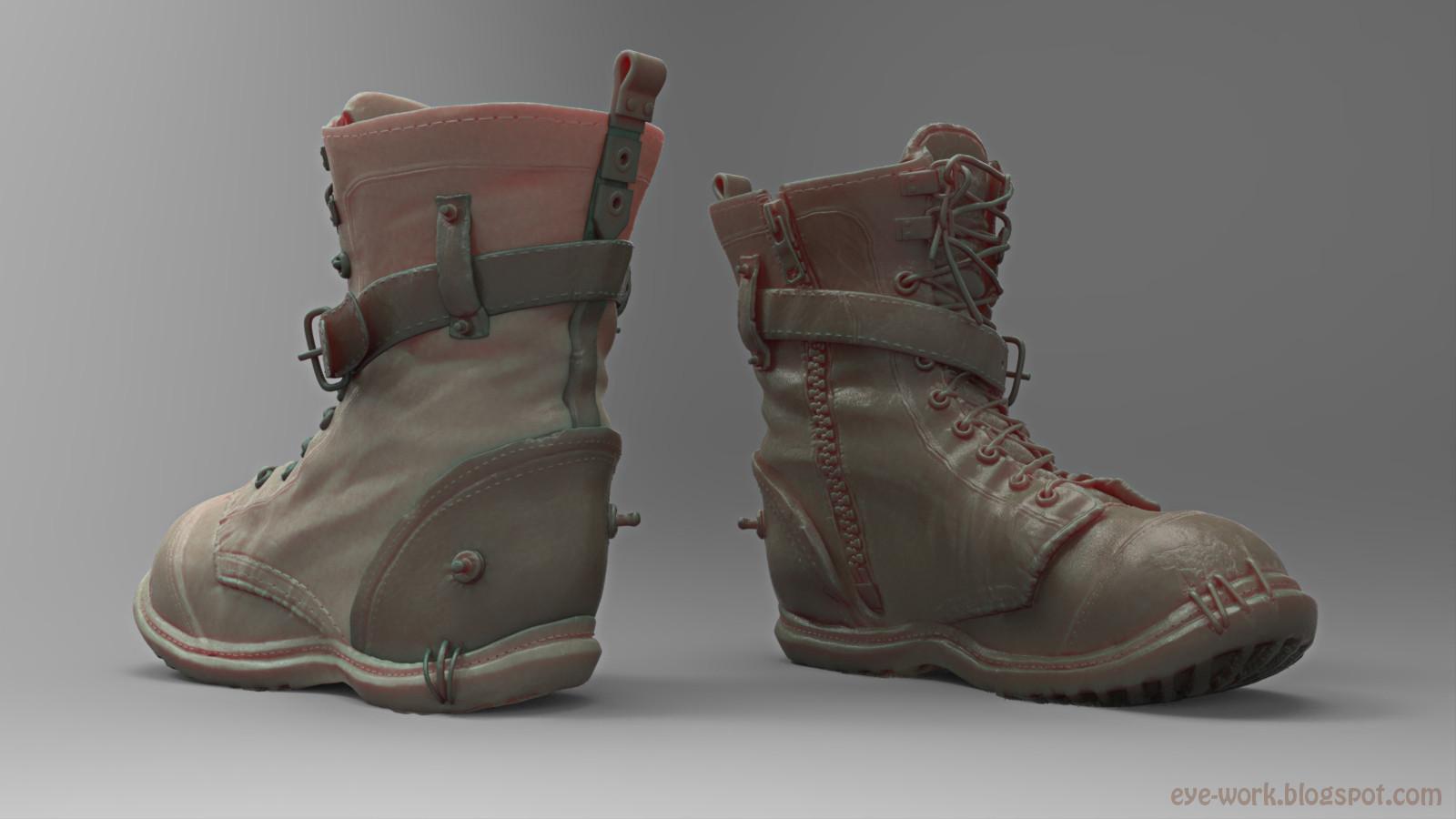 Dima kulakov boots keyshot