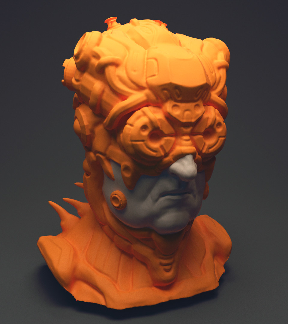 Zbrush Concepting