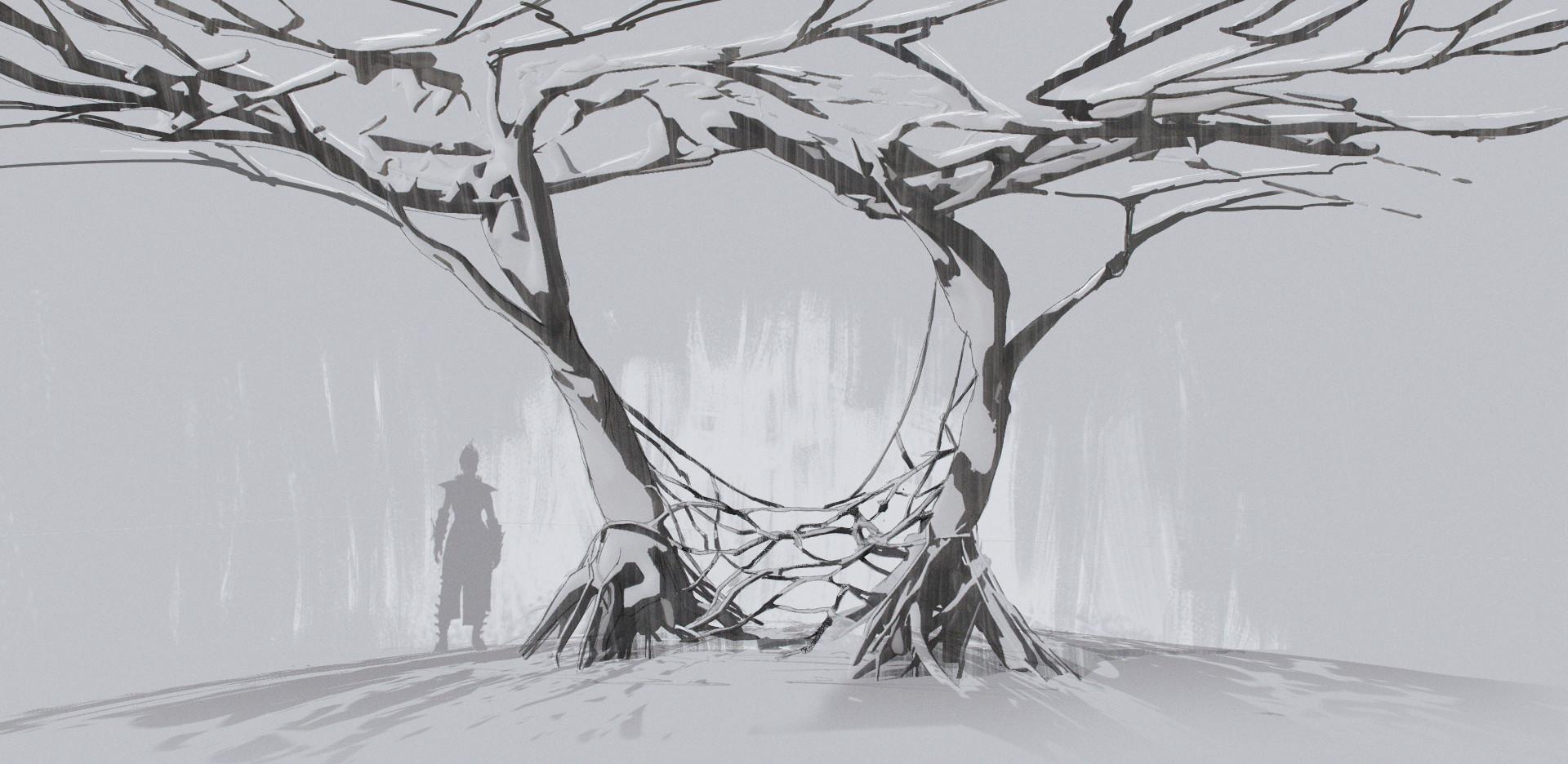 Patrik rosander athel yenlui undergrowth tree vines