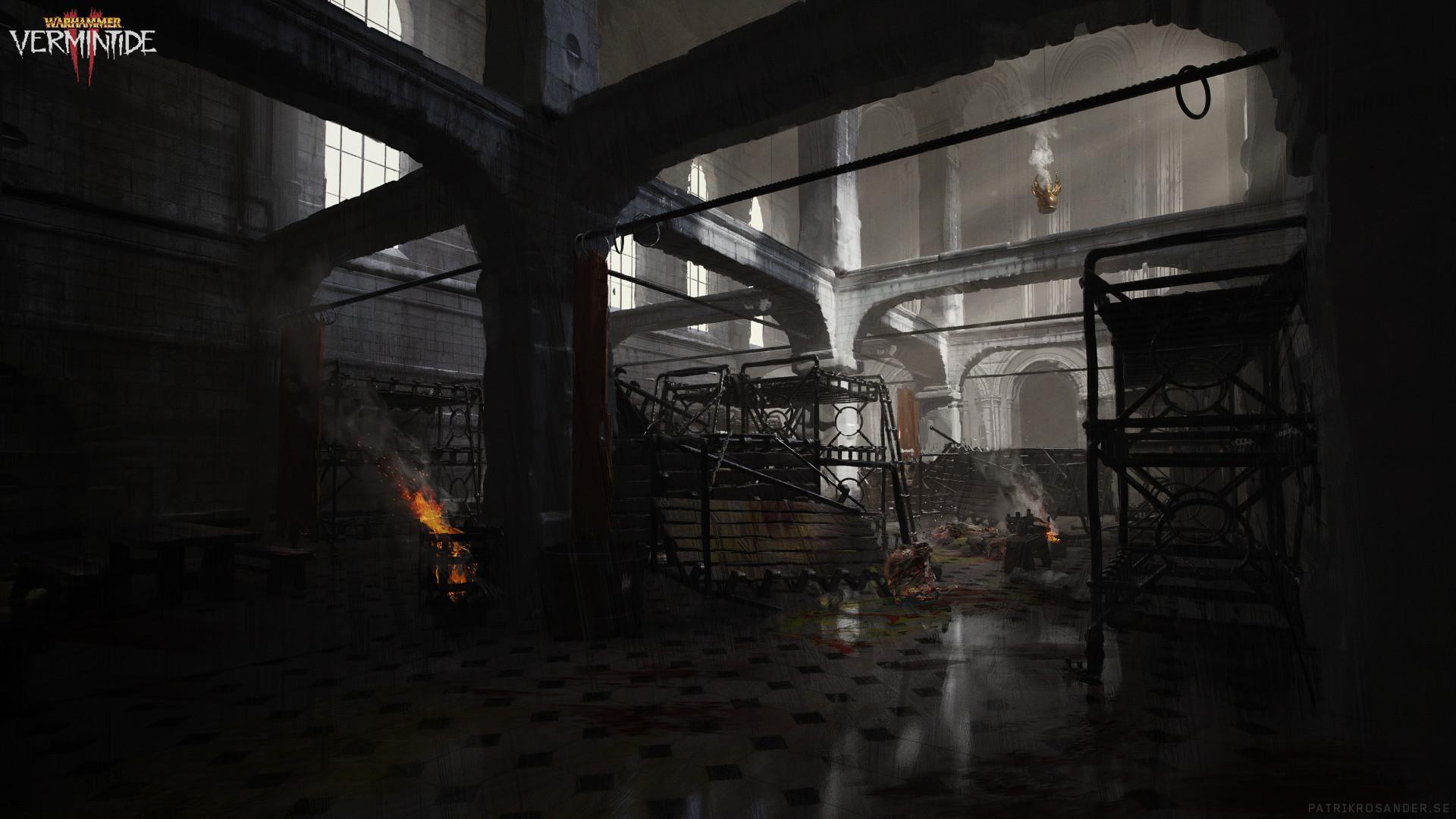 Patrik rosander convocation of decay shallya hospital