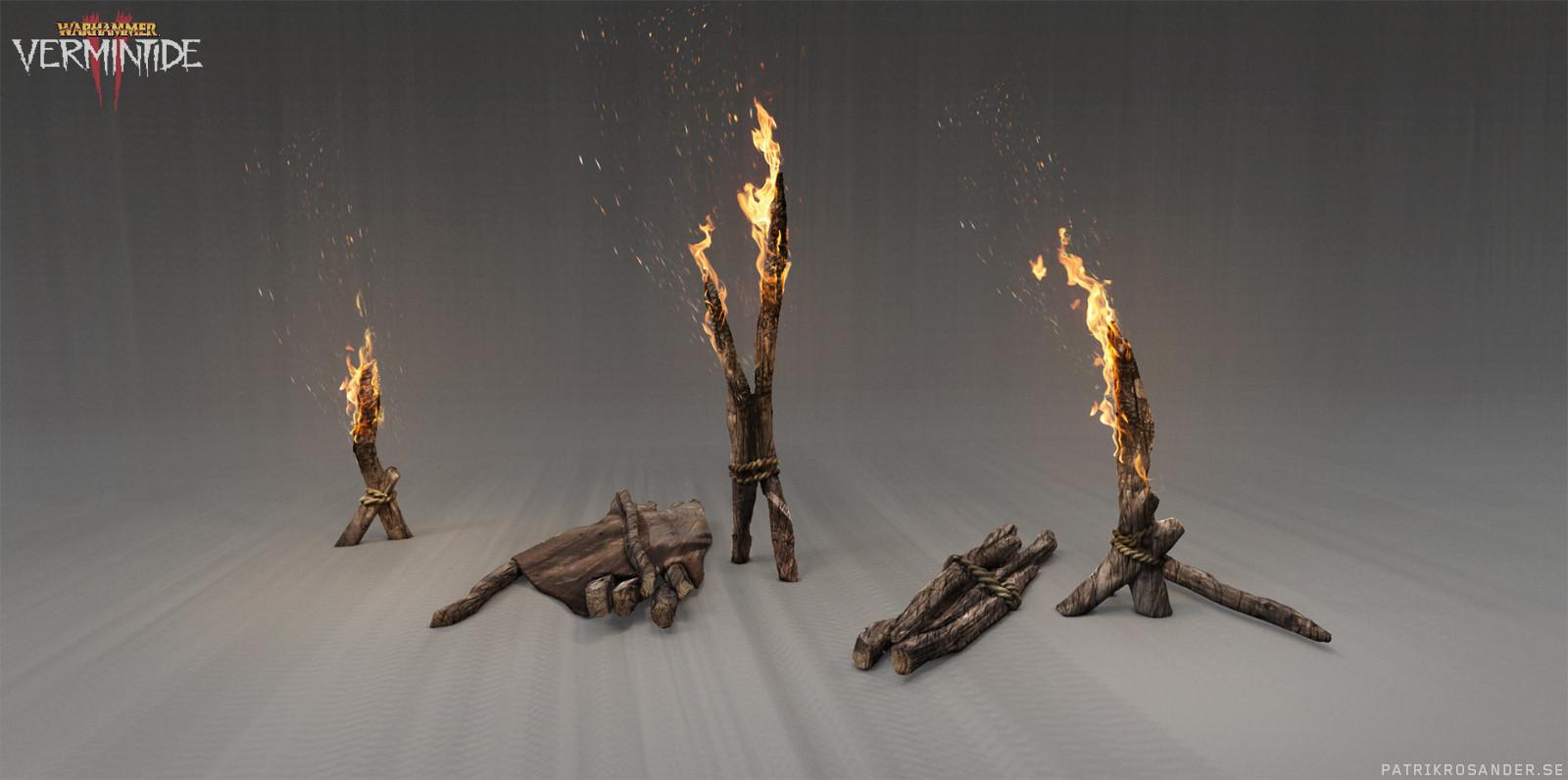 Patrik rosander torches