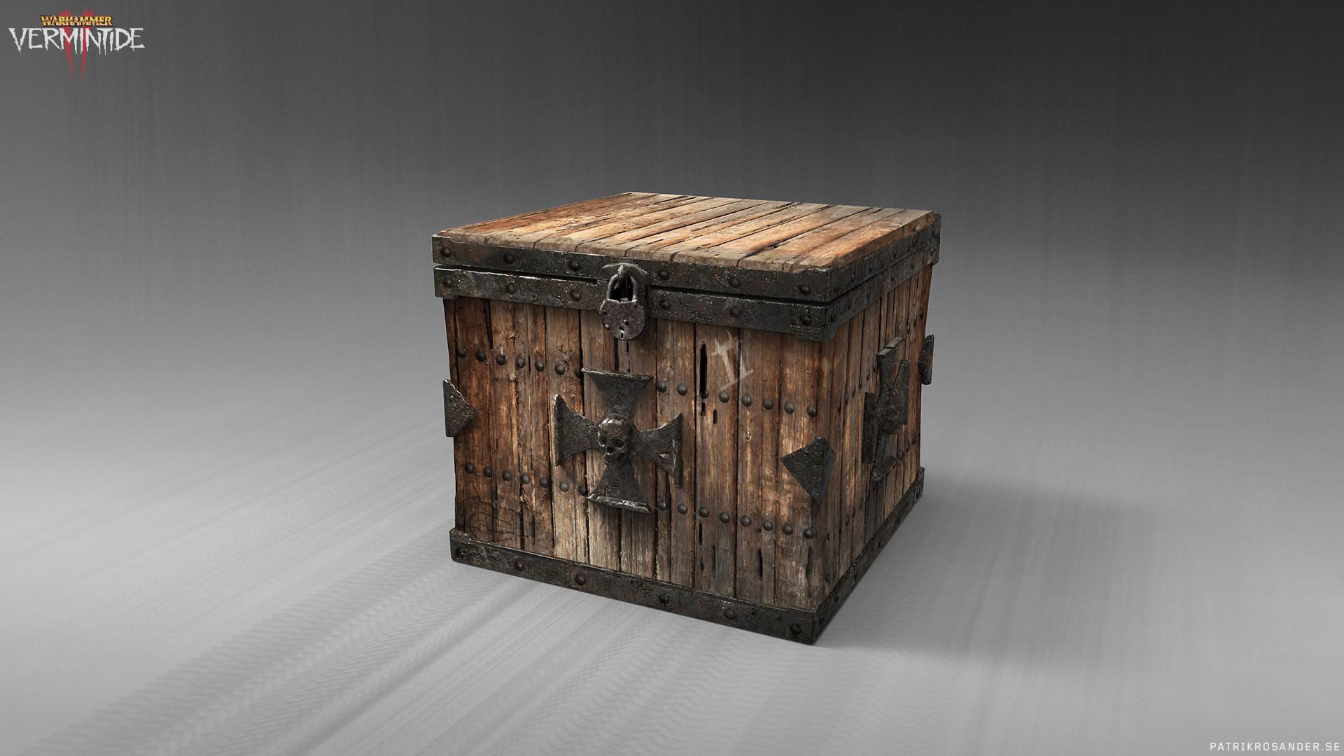 Patrik rosander helmgart prop empire metal crate