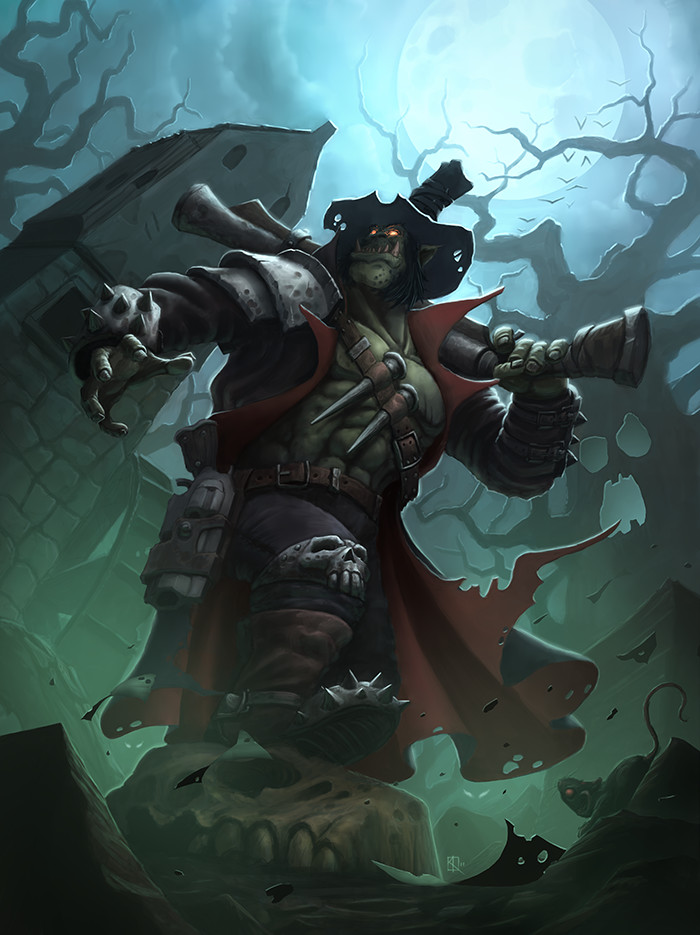 Van Helsing Von Orc