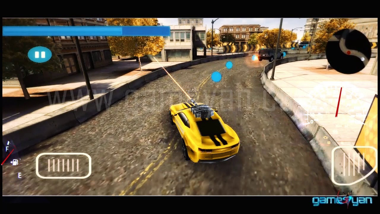 Artstation Gameplay Of Crazy Shooting Car 3d Mobile Race Game