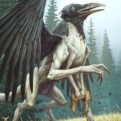 Sergey averkin ornitodrakon