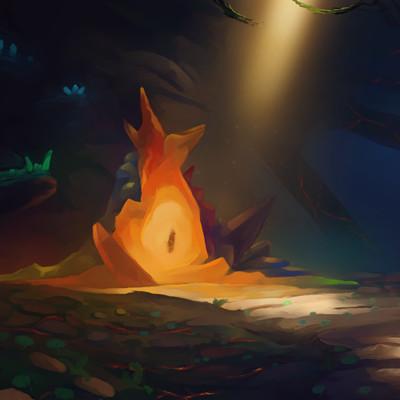 Laura vilsone cave chamber