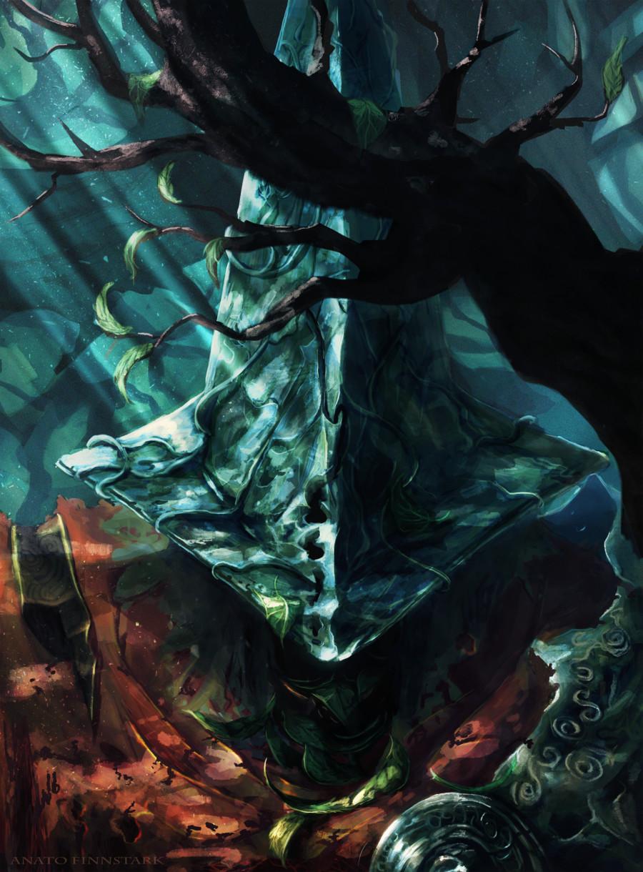 Anato finnstark fallen abyss watcher dark souls 3 by anatofinnstark dcaitbj