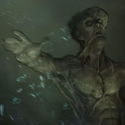 Christopher goodman the titan werner monster logo