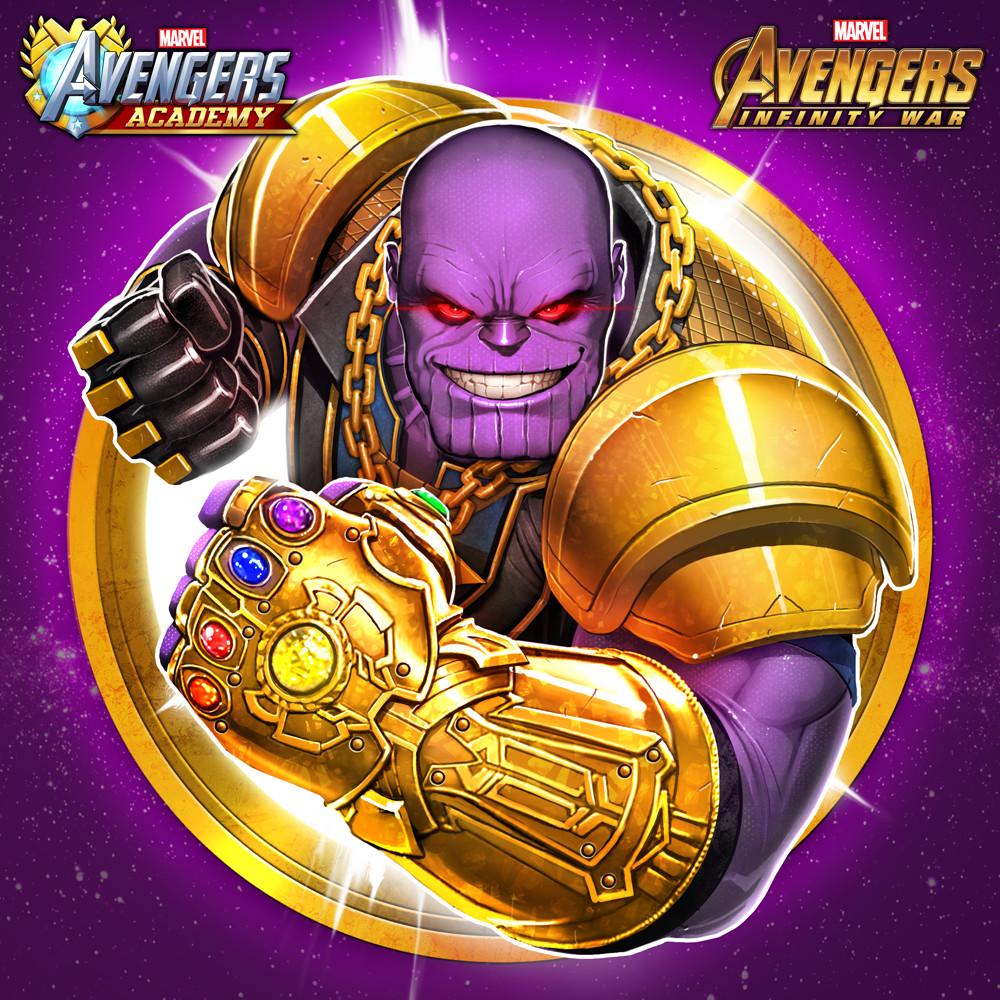 Thanos detail