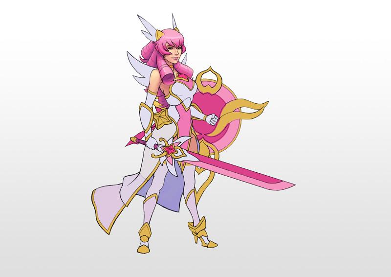 concept -rose quartz-