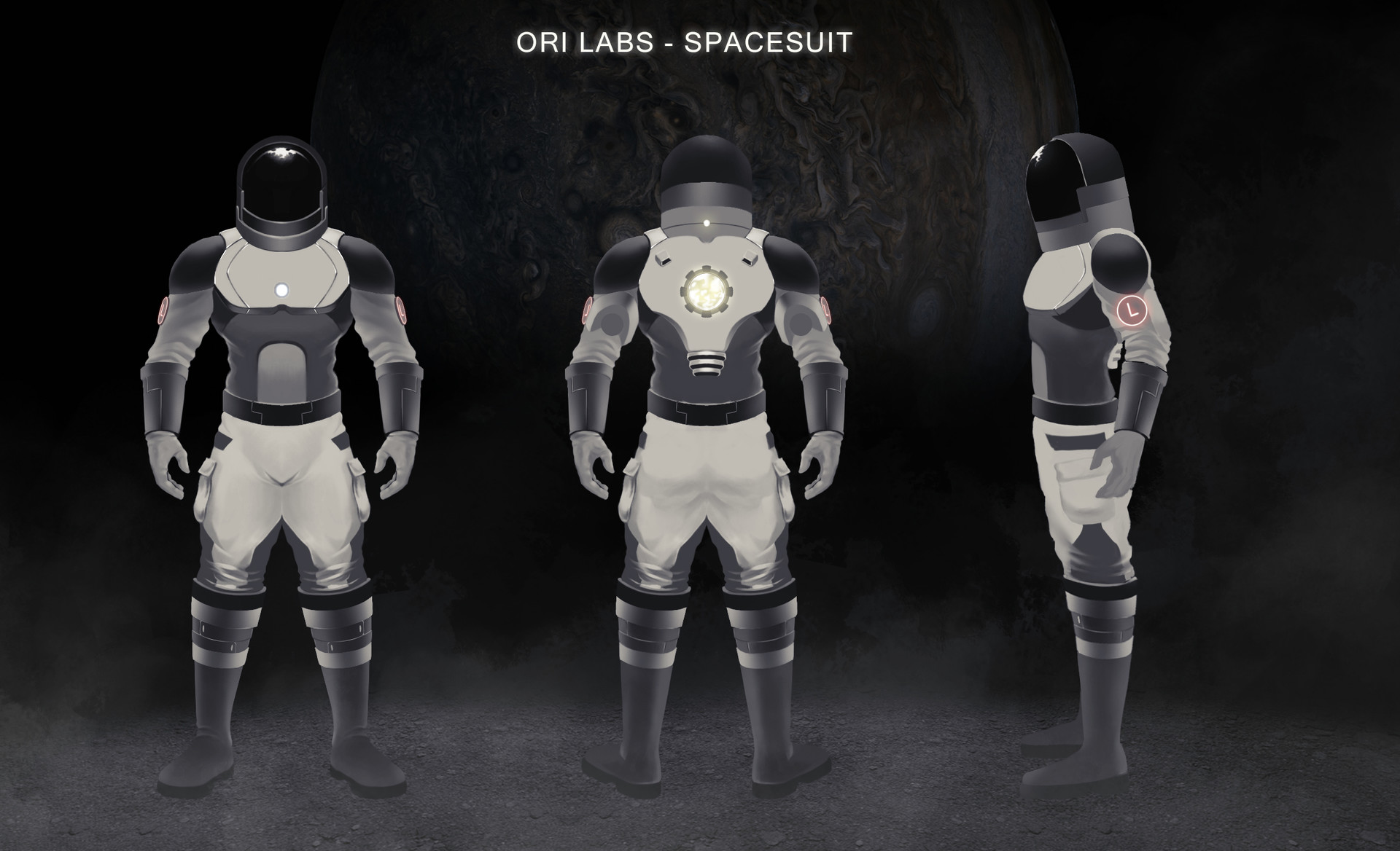Romel rojas concept astronauta final 3