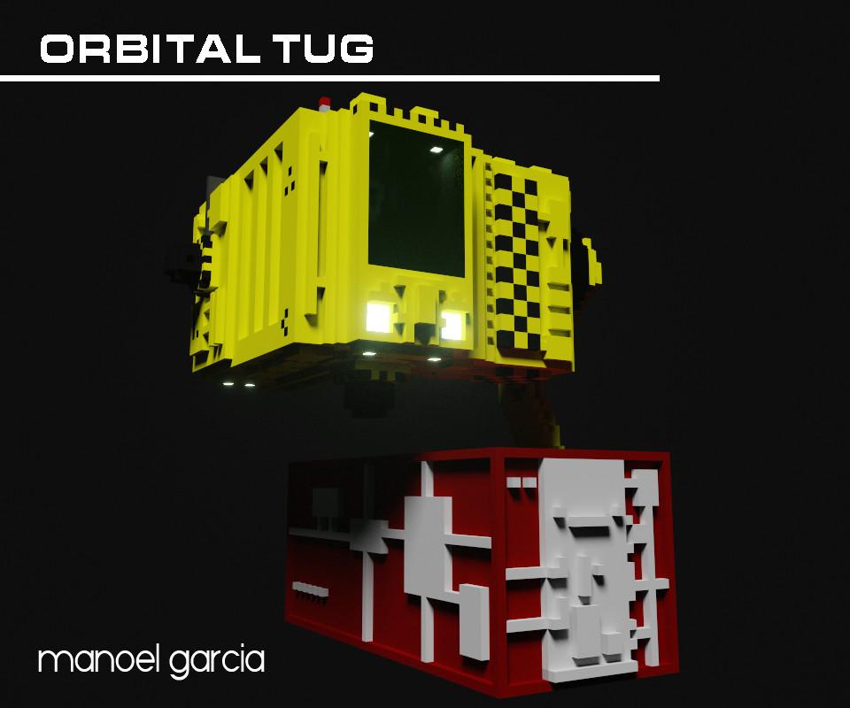 Orbital Tug