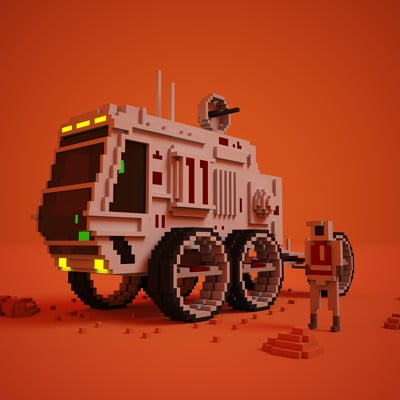 Manoel garcia rover