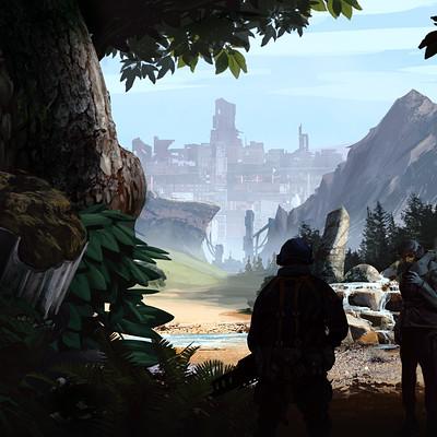 Jean philippe hugonnet test bounty hunter visiting planet2