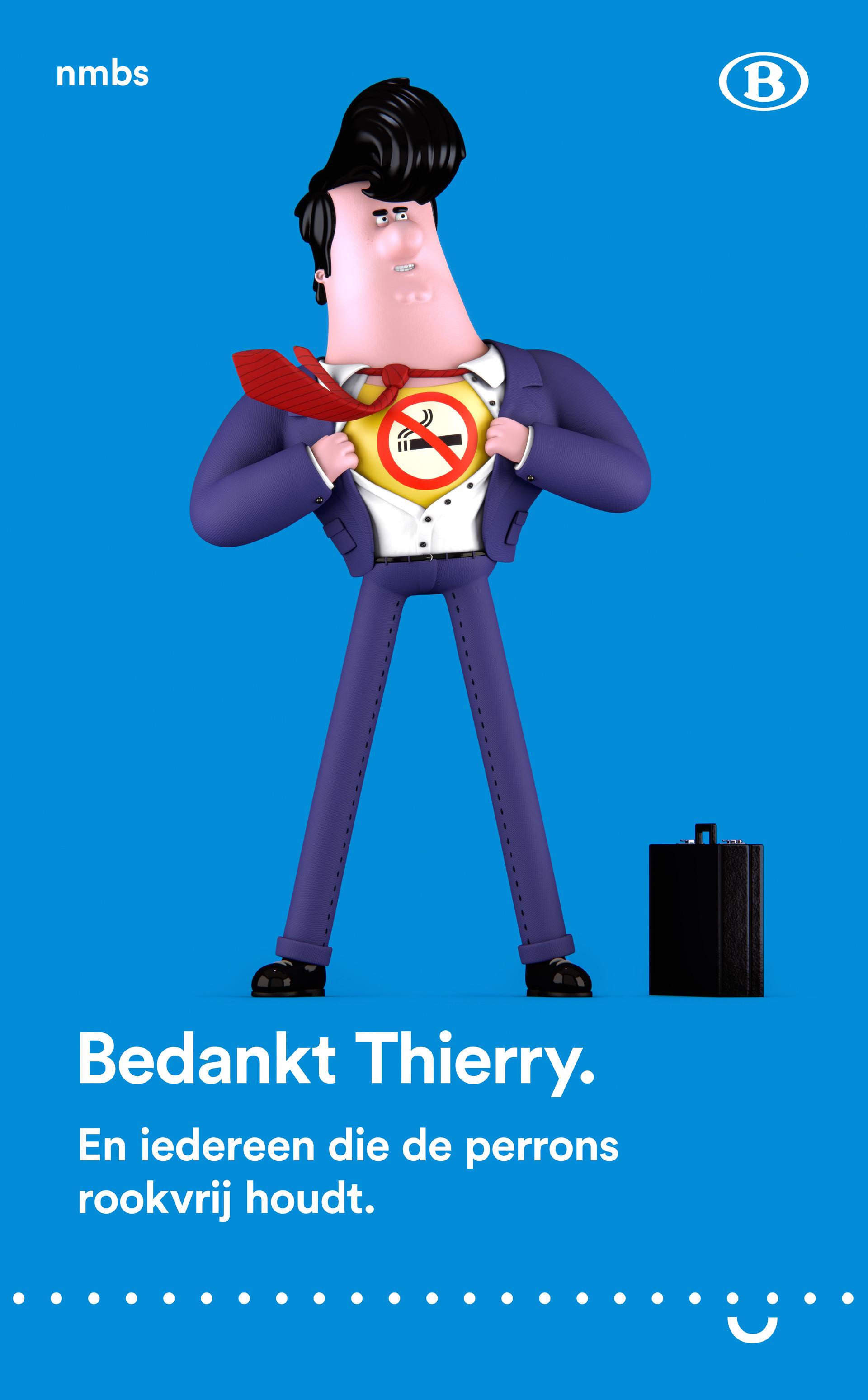 Shana vandercruysse 7 thierry poster 3d