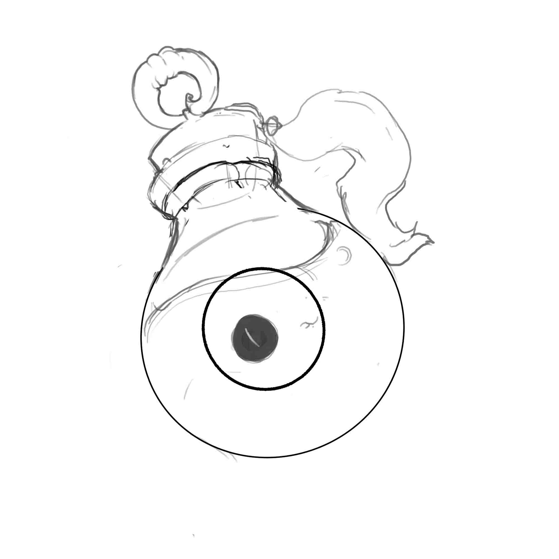Ibrahim idris eye