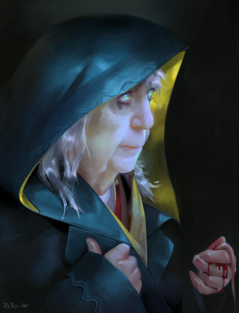 Reiko gross portrait aagnes