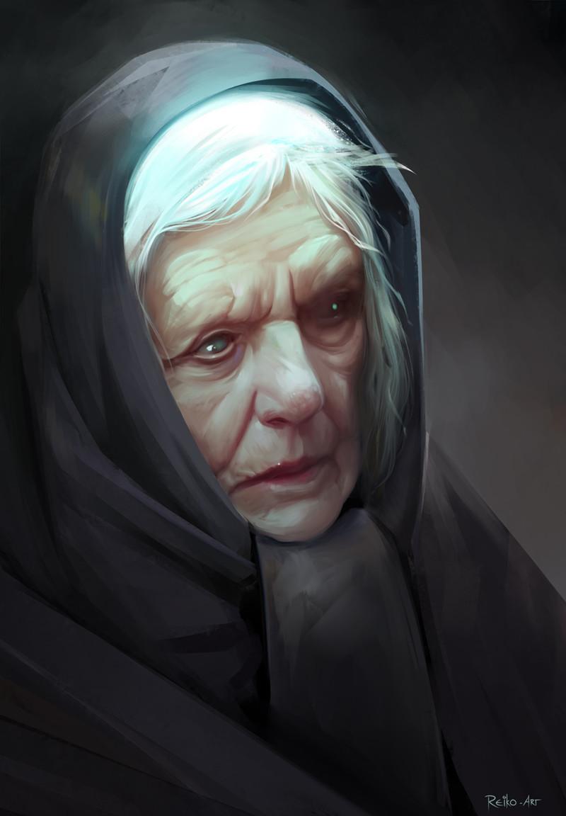 Reiko gross portrait dorethea