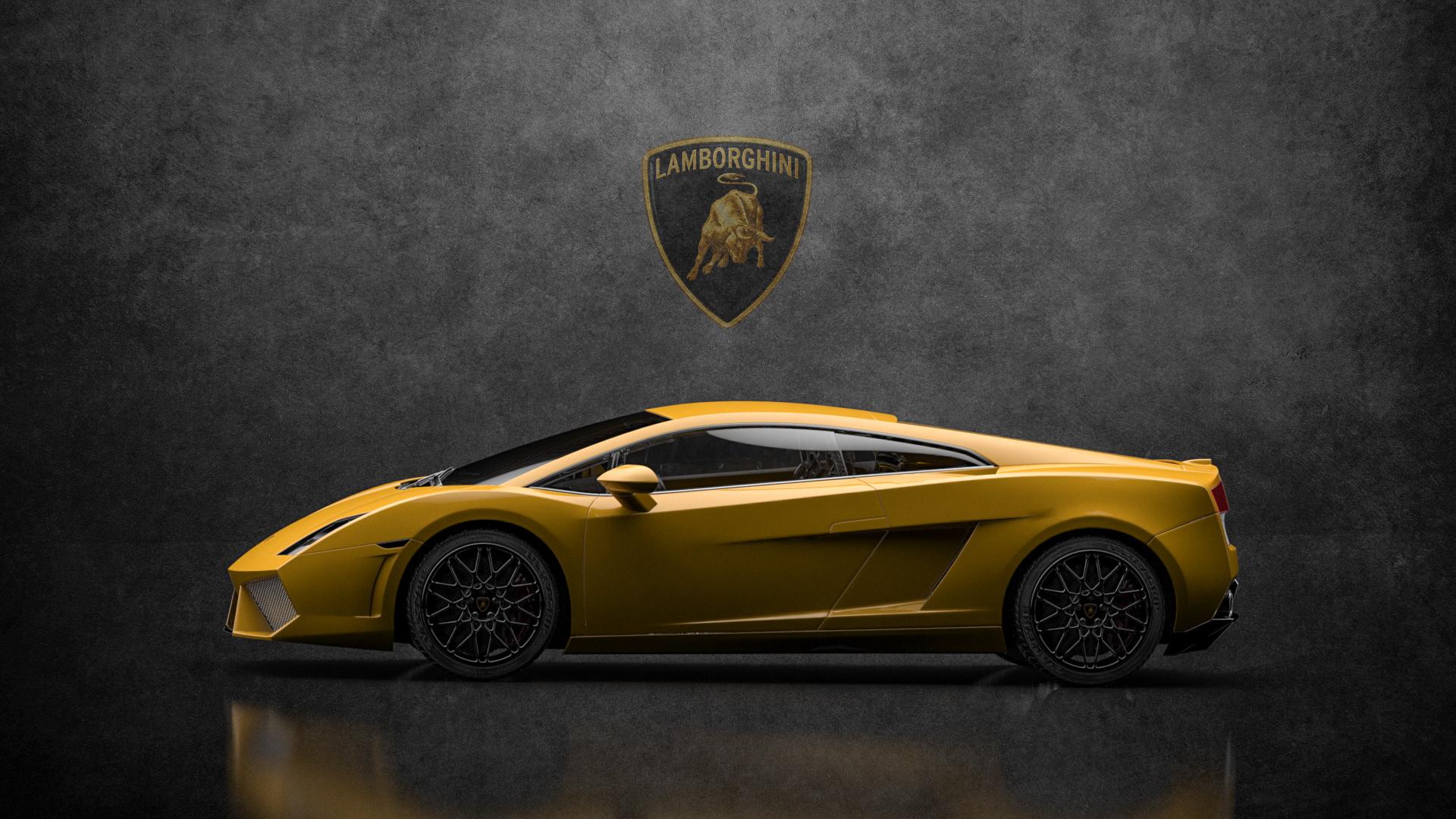 Mohamed Sabir Lamborghini Gallardo Lp 560 4 3d Wallpaper
