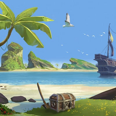 Inaki andonegi sea of thieves