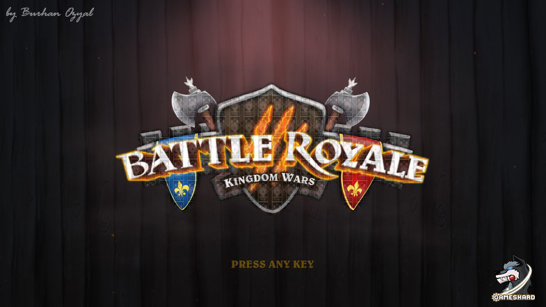 ArtStation - CCG Battle Royale Card Game Template, Gameshard Studio