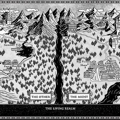 Robert altbauer ascenders saga map s