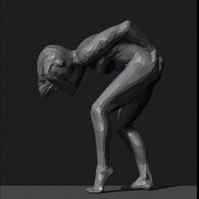 Fabien yorgandjian female quick sculpt3
