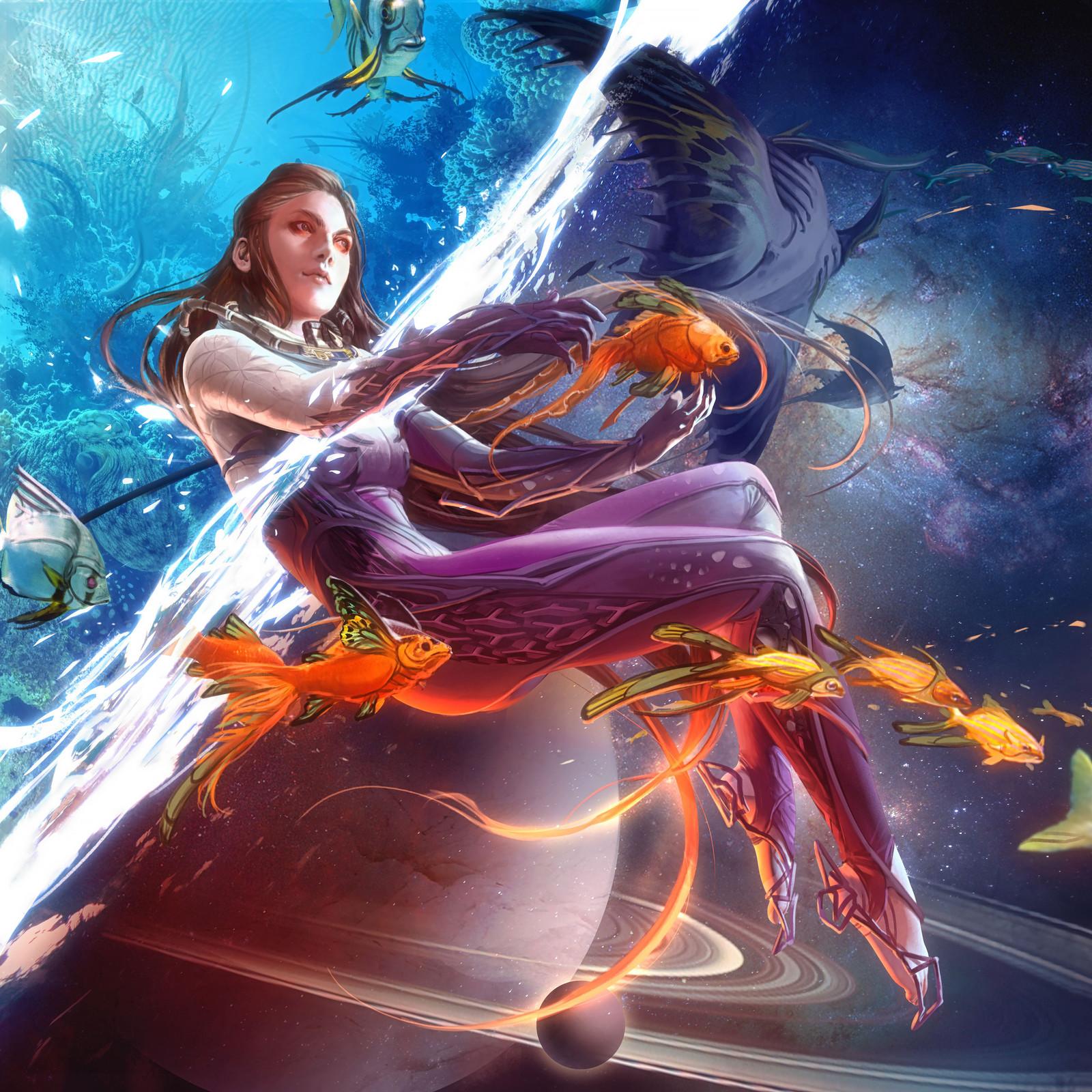 Astral Tales- SEAFARI Cover