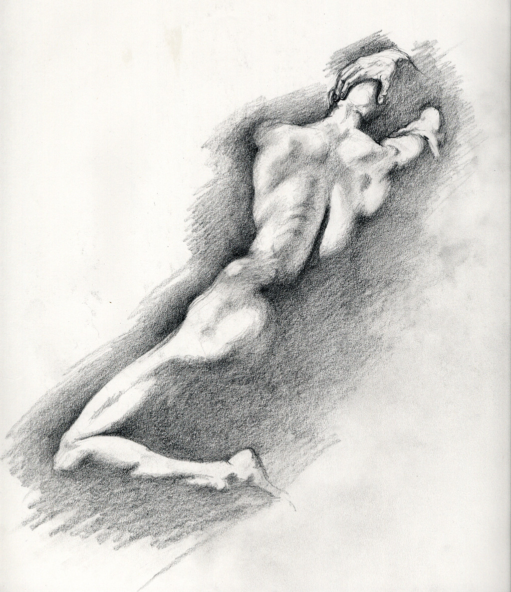 Pencil on paer