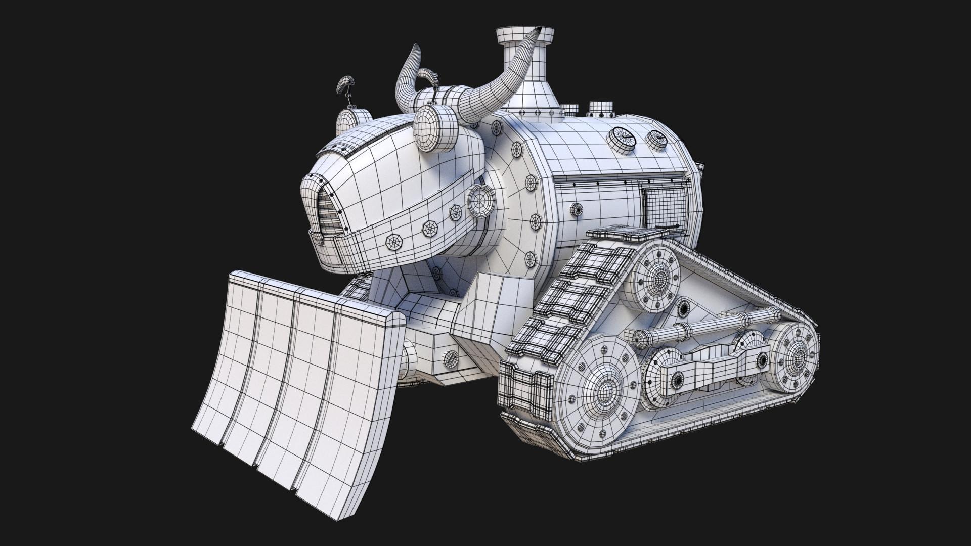 John yau bulldozer 01 combined