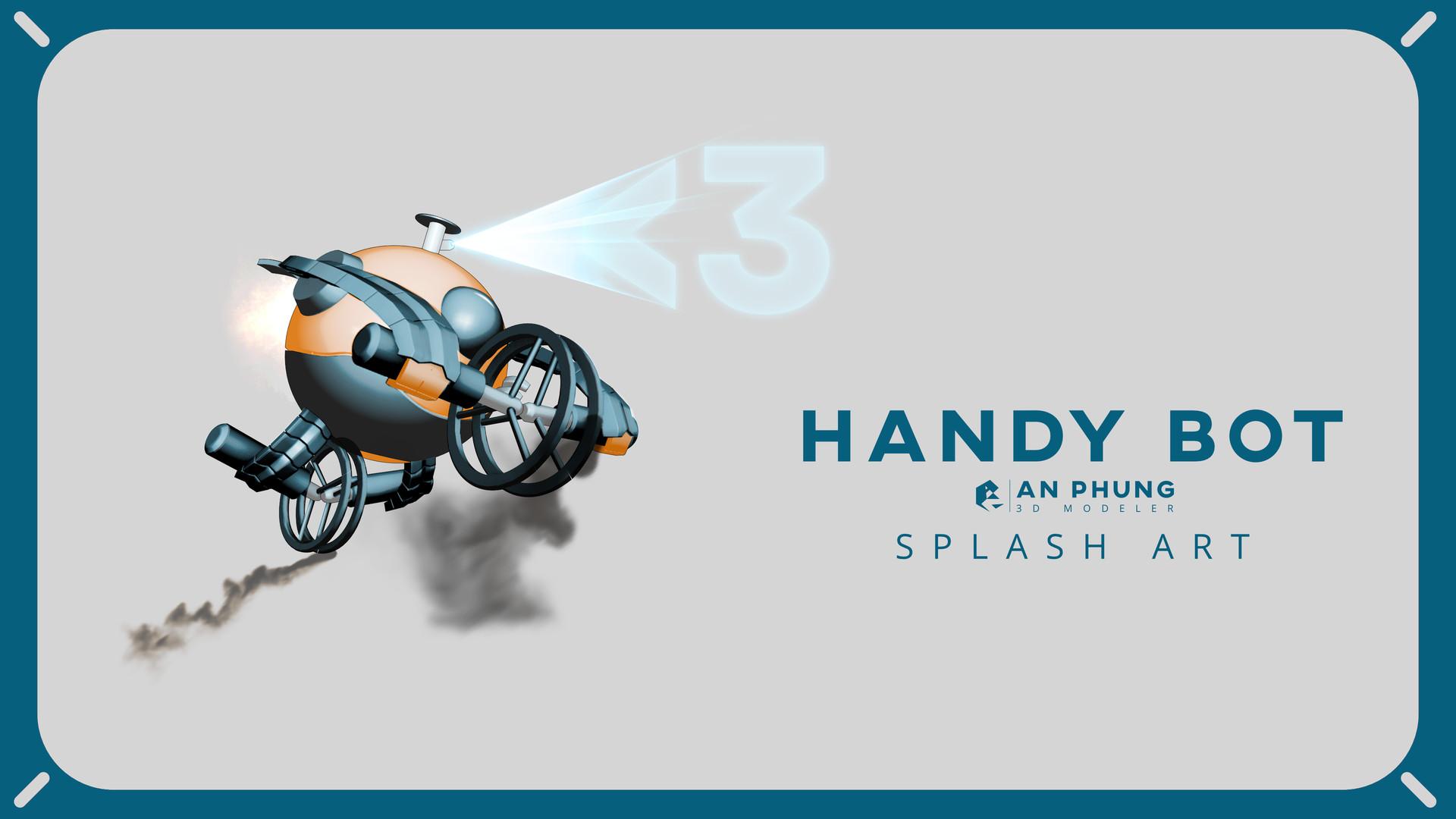An phung phung handybot splashart