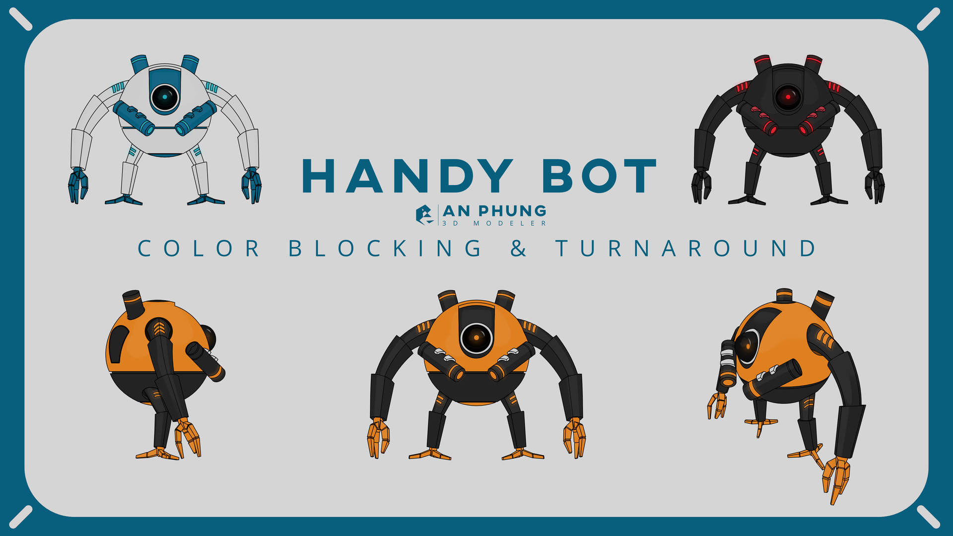 An phung phung handybot color turnaround