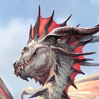 Jesper ejsing art sleeve dragon
