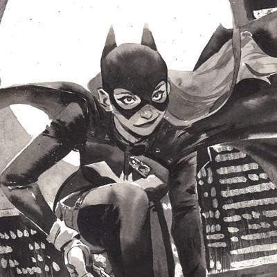 Nina vakueva batgirlartst