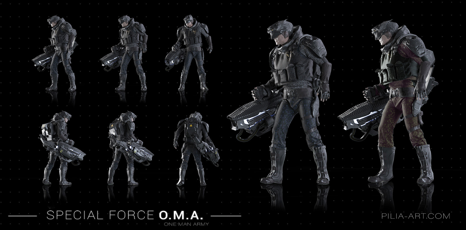 Special Force O.M.A.