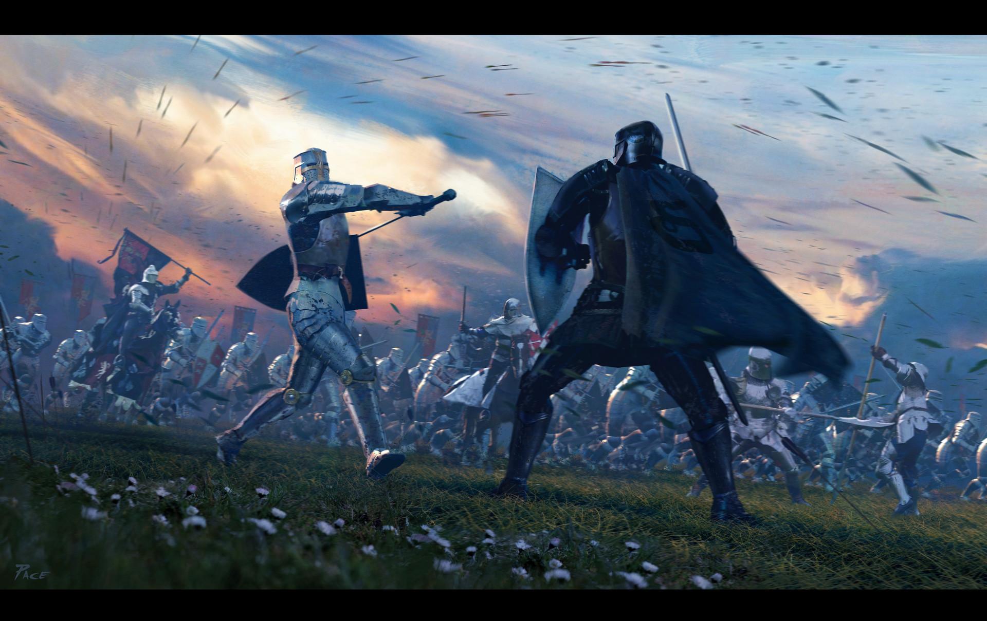 Pace porter zasada knights 17