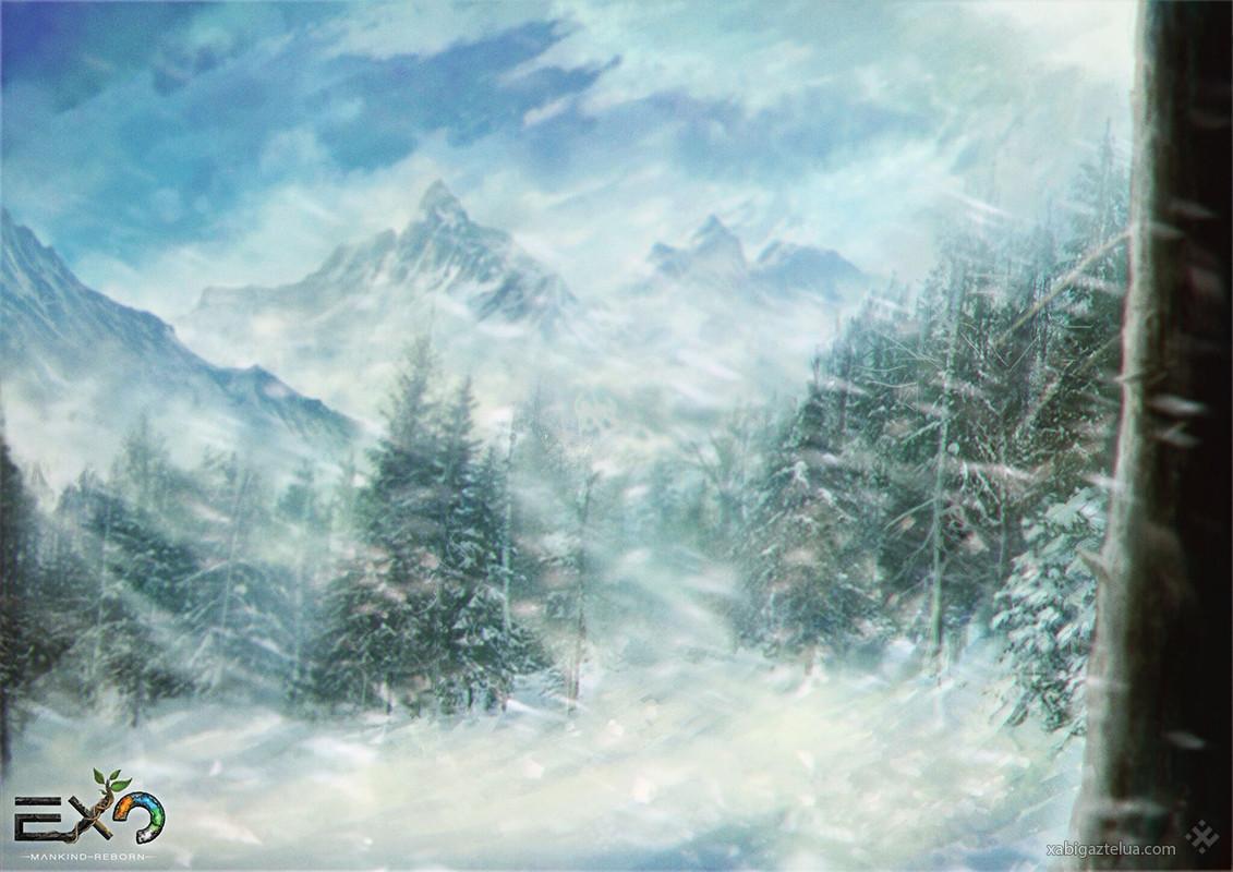 Xabi gaztelua blizzard low