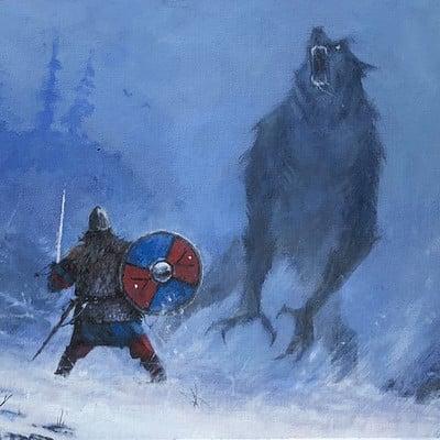 Jakub rozalski wilkuu