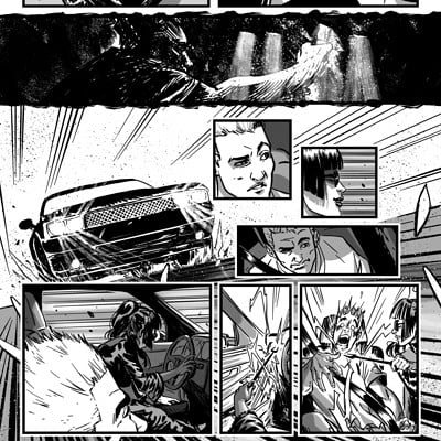 Modern Dread - page 3