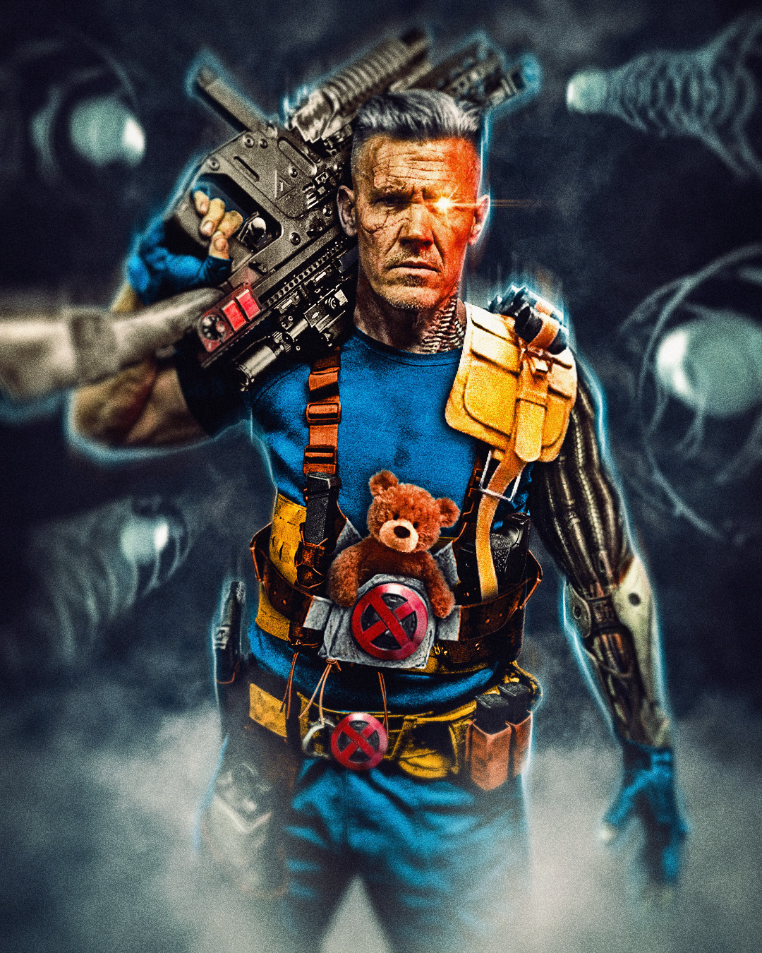 Cable, OG look