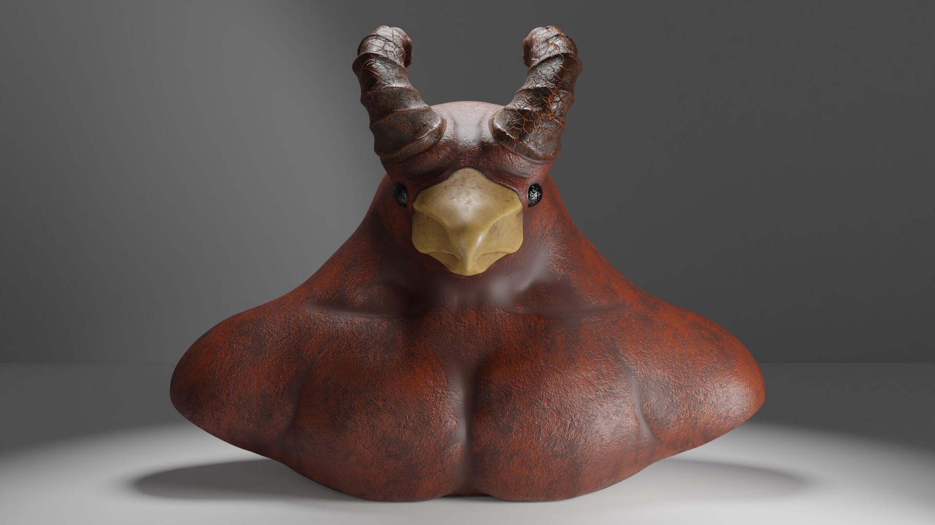 Henry lynch demon bird 1 0