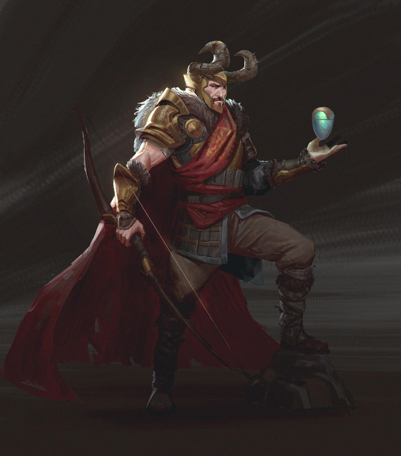 Loki Of Midgard